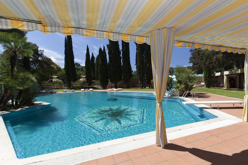 Villa Veientana Roma Nord Feste Private A Roma